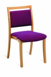 Chaise  Polka Chambre & Restauration - variante (réf. 30-11-6)