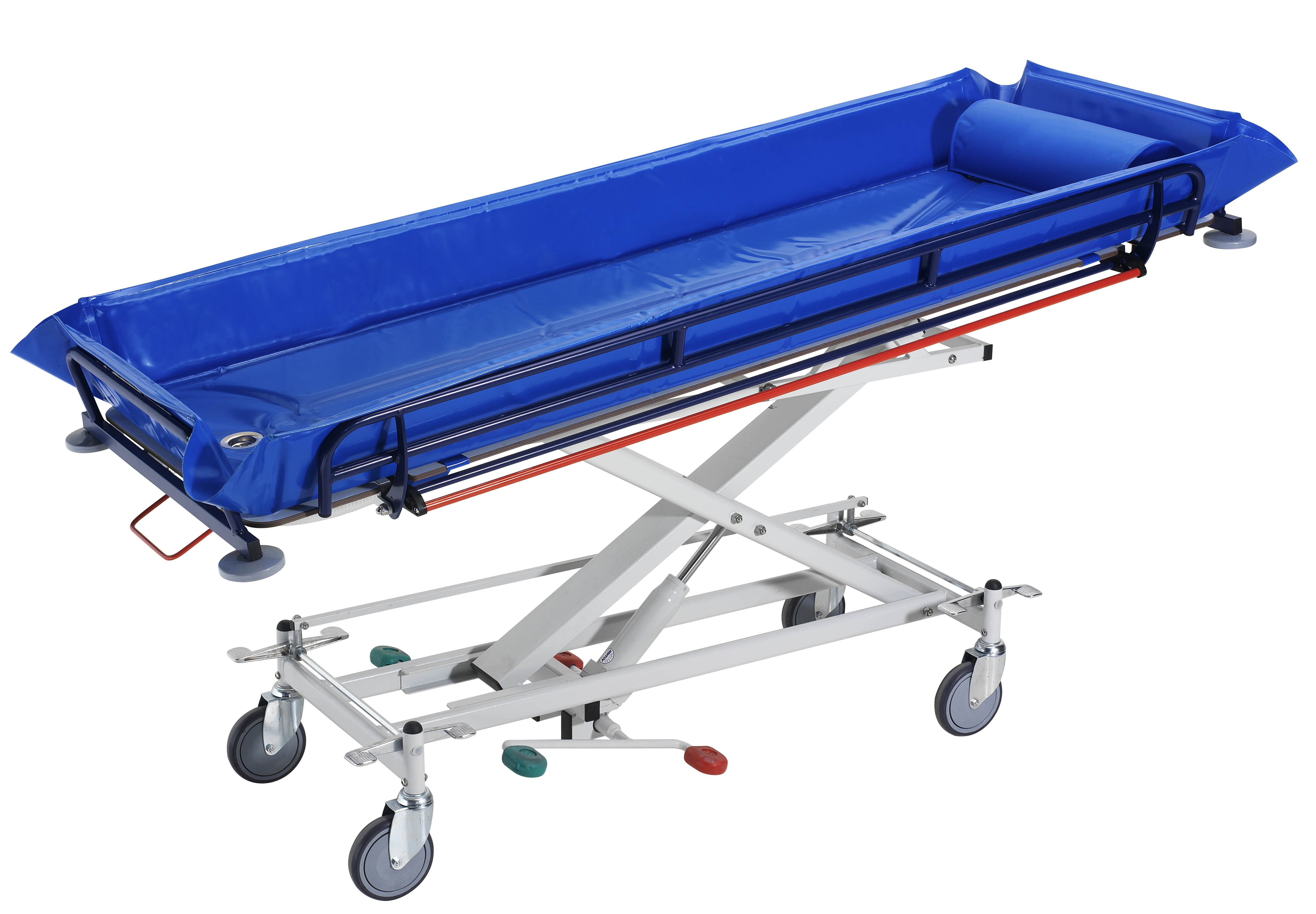shower aluminum products unlimited tilt gurney commode direct pvc choicetm medical chair transport trolley