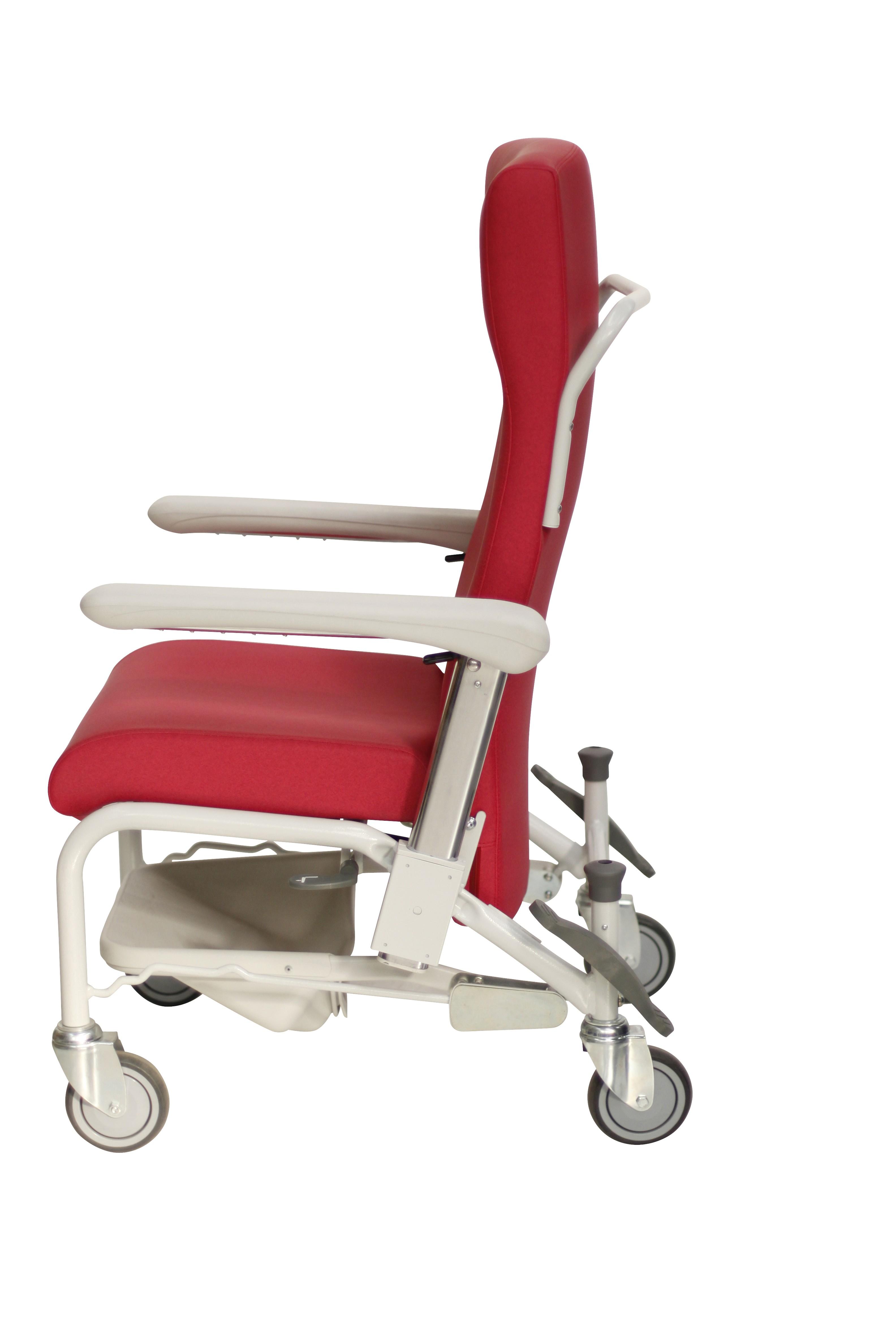 transfer armchair by sotec medical in france. Black Bedroom Furniture Sets. Home Design Ideas
